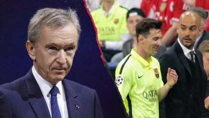 Dueño de Louis Vuittonquiere juntar a Messi y Guardiola en el AC Milán