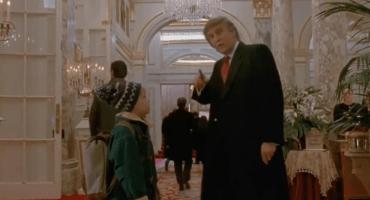 Eliminan la escena de Donald Trump en 'Mi Pobre Angelito 2' en la televisión canadiense