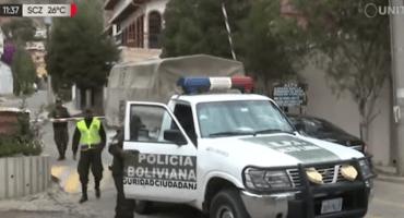 Embajadora de México en Bolivia denuncia agresión a grupo diplomático de España