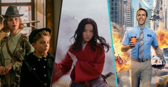 Estas son las fechas de estreno de las películas de Pixar, Marvel y Disney en 2020