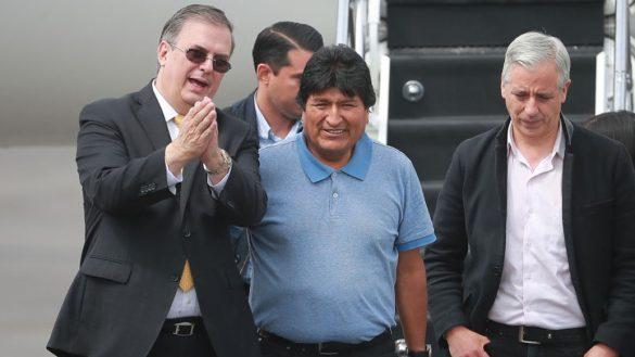 ¿Le cantaron las golondrinas?: Reportan que Evo Morales se ha ido de México... temporalmente