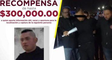 Detienen a presunto feminicida que dejó los cuerpos de tres mujeres dentro de un inmueble en Toluca