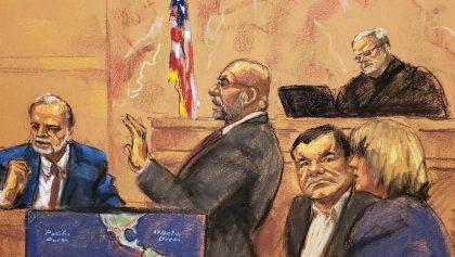 A García Luna le tocó el mismo juez que mandó al Chapo a cadena perpetua