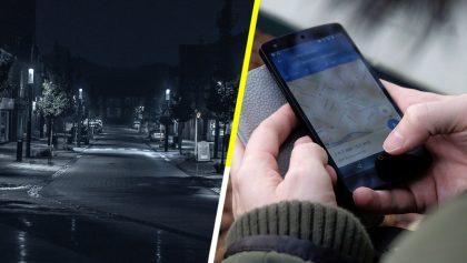Google Maps podría informar la iluminación de las calles para trayectos más seguros en la noche
