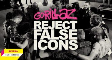 'Reject False Icons': Tres años, dos discos y 96 conciertos en una crónica sobre Gorillaz