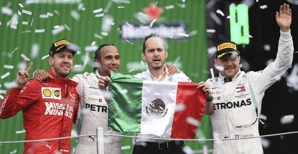 Gran Premio de México gana el premio al mejor evento por quinto año consecutivo 😎🇲🇽