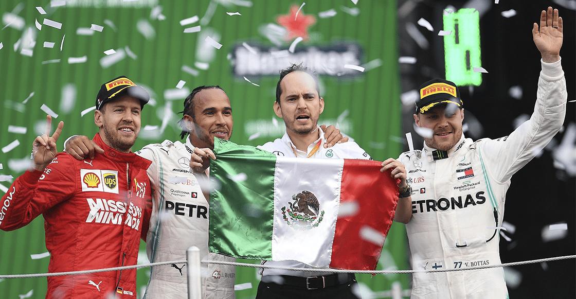 Califican al GP de México como el mejor evento del año