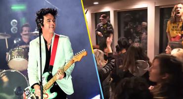 Unos verdaderos cracks: Green Day paga los daños que dejó el concierto de hardcore en un restaurante