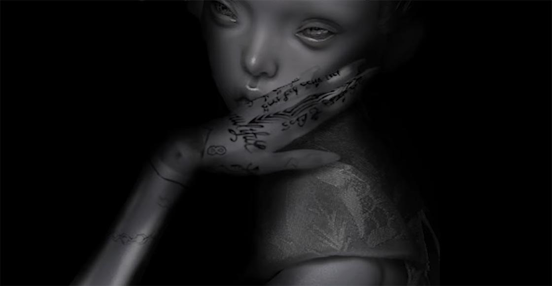 ¡Porque una no es ninguna! Grimes liberó su nuevo sencillo '4ÆM' de 'Miss Anthropocene'