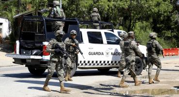 Grupo armado ataca a la Guardia Nacional en Irapuato; hay al menos 8 fallecidos
