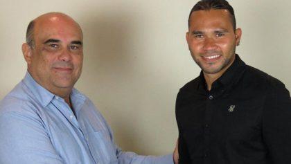 Oficial: 'Gullit' Peña regresa al fútbol mexicano como el 'bombazo' de Correcaminos