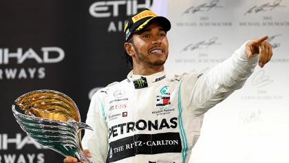 ¡Ah, prro! Lewis Hamilton podría ser distinguido como