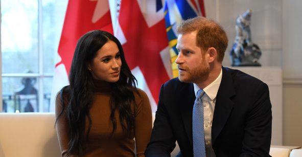 ¡Príncipe Harry y Meghan Markle se independizan de la Familia Real!