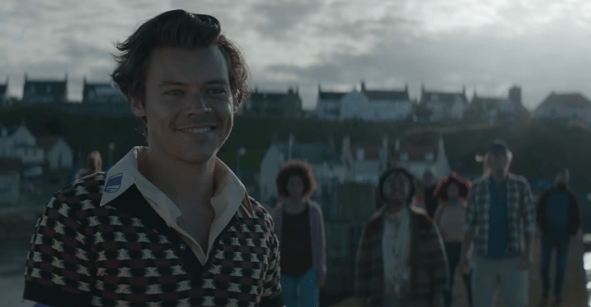 Harry Styles lanza el video de