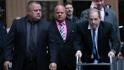 ¿Qué sucede con Harvey Weinstein y la demanda de 25 millones de dólares?