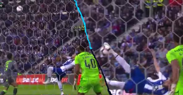 El hermoso gol de Héctor Herrera de tijera, nominado al mejor del año
