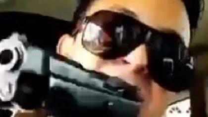 Pa' que se vaya a educar al querubín: Cesan a fiscal de Chiapas por video de su hijo