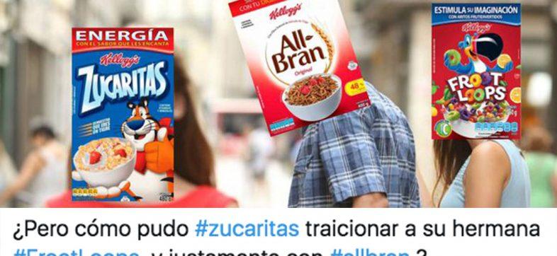 El hilo de Twitter que cuenta la traición a una novia y que lo hace usando nombres de cereales
