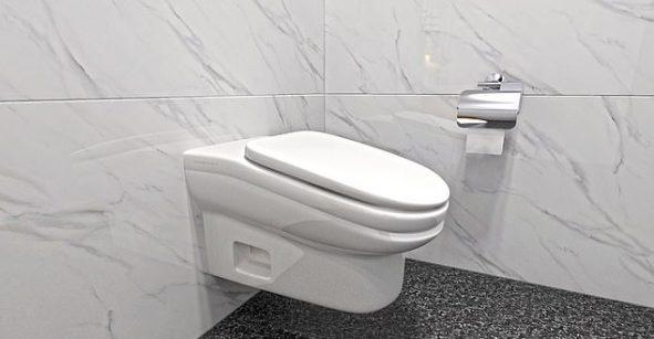 A lo que vas: Diseñan inodoro en el que sólo soportarás 5 minutos sentado