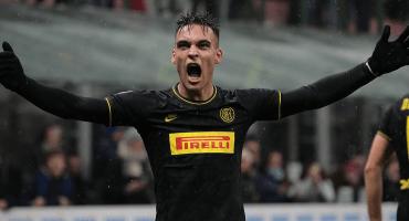 Inter de Milán le arrebata el liderato a la Juventus en la Serie A