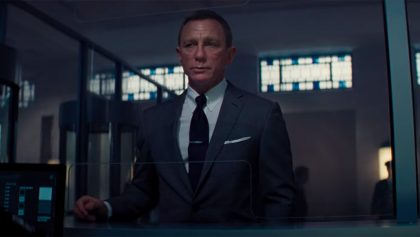 Checa el primer tráiler de 'No Time To Die' de James Bond