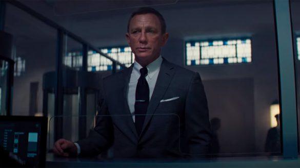 Checa el primer tráiler de 'No Time To Die' de James Bond