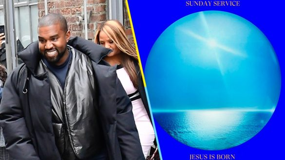 Sister Act II: Kanye West y su coro liberaron el disco 'Jesus is Born'