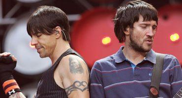 Señor me has mirado a los ojos nivel: ¡John Frusciante regresa a los Red Hot Chili Peppers!