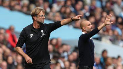 ¡Tsssss! Un columnista inglés muestra que Klopp es mejor técnico que Guardiola