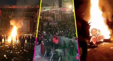 Caos, cancelaciones, destrozos y confusión: ¿Qué pasó en el Knotfest 2019?