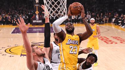 Los Lakers se desinflan en el cierre del año y LeBron James queda en ridículo