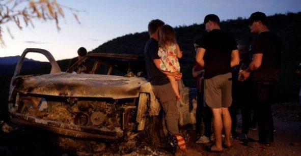 Se reporta la detención de presuntos implicados en la masacre a la familia LeBarón