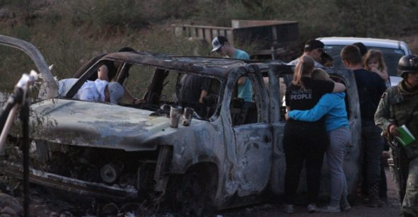 FGR detiene a presunto responsable de masacre de familia LeBarón