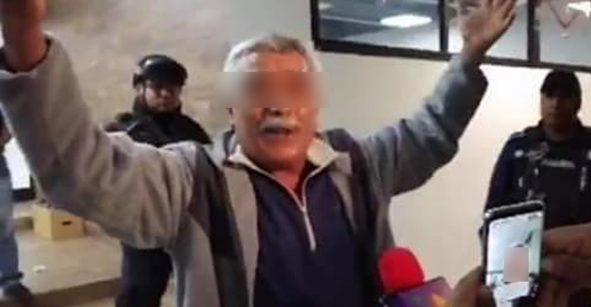 #LiberenADonRamón: Liberan al hombre que asesinó al presunto secuestrador de su hijo