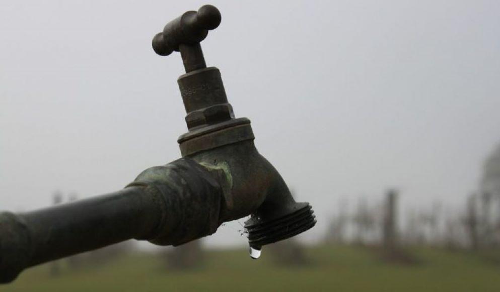 Para cerrar el año: Habrá cortes de agua en dos alcaldías