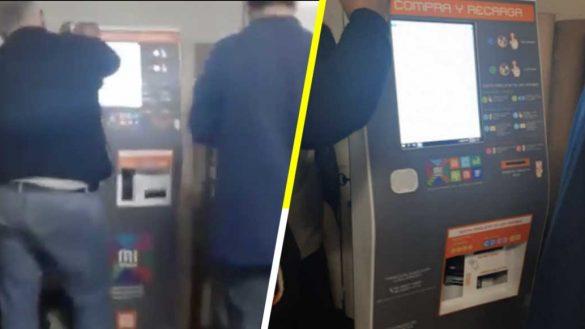 El futuro es hoy: Instalan las primeras máquinas de recarga en el Metro de la CDMX