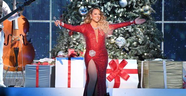 Mariah Carey es la única artista que tiene un #1 en 4 décadas distintas