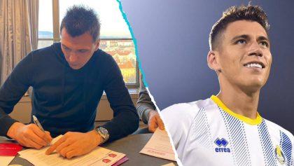 Oficial: Mandzukic es nuevo jugador del Al-Duhail y será rival de Héctor Moreno