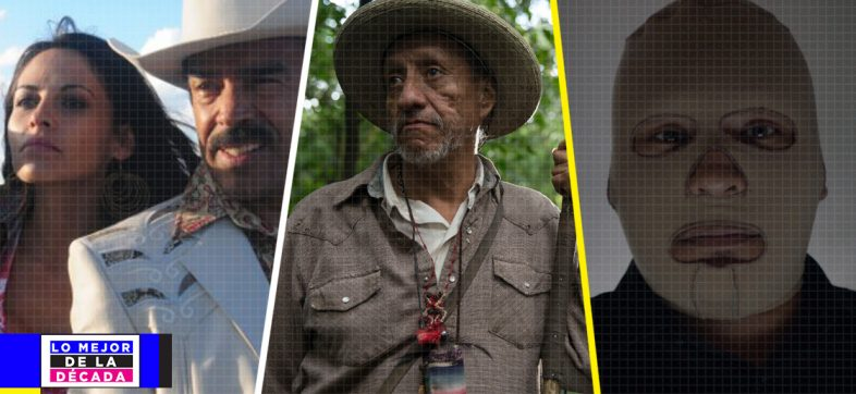 Las 15 películas mexicanas más destacadas de la década