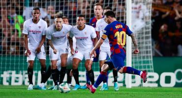 Messi comparte el secreto de cómo aumentó la eficacia en tiros libres