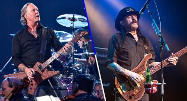 Metallica recuerda a Lemmy Kilmister a cuatro años de su muerte con un emotivo video