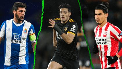 Los mexicanos que calificaron, la sorpresa y la decepción: Lo que dejó la fase de grupos de la Europa League
