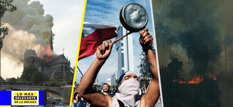 momentos-2019-noticias-importantes-mundo-chile-bolivia-notre-dame-africa-brexit-atentados