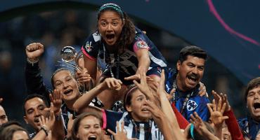 Rayadas se coronan en la Liga MX Femenil después de tres finales ante Tigres