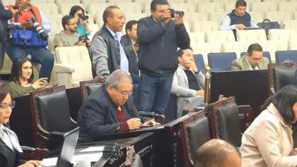 Morena va contra diputados que dijeron 'no' a la despenalización del aborto en Hidalgo