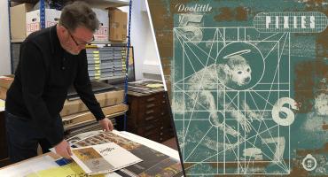 Muere a los 62 años Vaughan Oliver, el diseñador detrás de las portadas de los Pixies