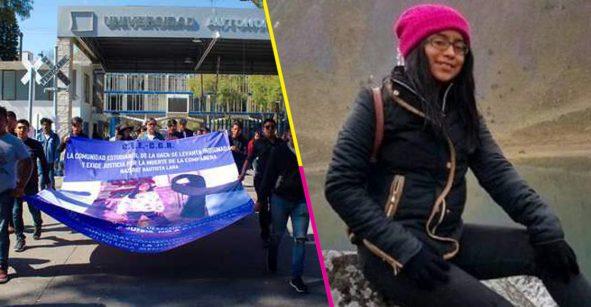 Sentencian a 5 años a feminicida de Nazaret, estudiante de la Universidad Chapingo