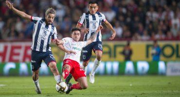 Monterrey elimina al Necaxa y obliga a jugar la Final después de Navidad