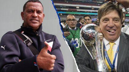 """""""Siempre será un DT más del América"""": 'Negro' Santos volvió a atacar al 'Piojo'"""