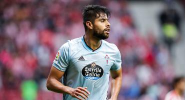 Primer gol de Néstor Araujo en la temporada en la derrota del Celta ante Leganés